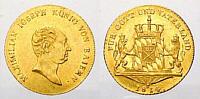 Goldmünze  aus Bayern